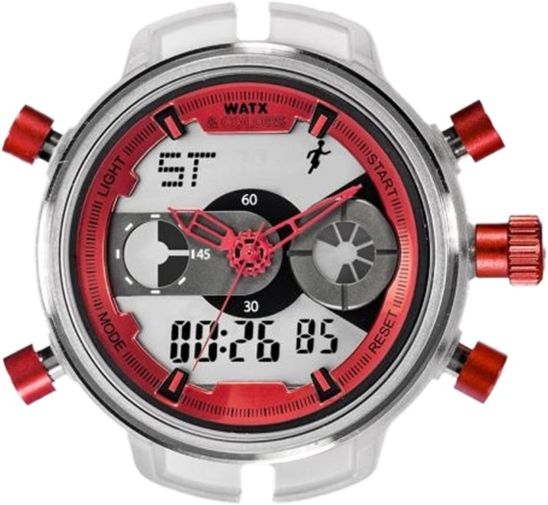 WATX & COLORS XXL Rock Señor Relojes rwa2705r