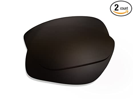 a2aa0ad95dd2 Amazon.com  DARK BLACK Oakley Holbrook Lenses POLARIZED by Lens Swap. GREAT  QUALITY   FITS PERFECTLY. Oakley Holbrook Replacement Lenses.  Sports    Outdoors
