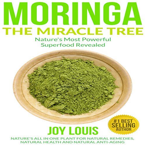 61mdQwqb0PL - Moringa: The Miracle Tree - Nature's Most Powerful Superfood Revealed: Nature's All-in-One Plant for Natural Remedies, Natural Health, and Natural Anti-Aging