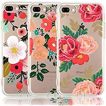 iphone 8 plus cases flowers