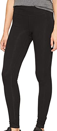 ecc47da2ee GAP Womens GapFit Leggings, True Black (XL) at Amazon Women's ...