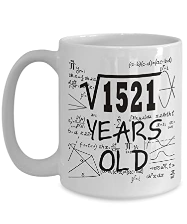 Math Teacher Mug Coffee 15 OZ