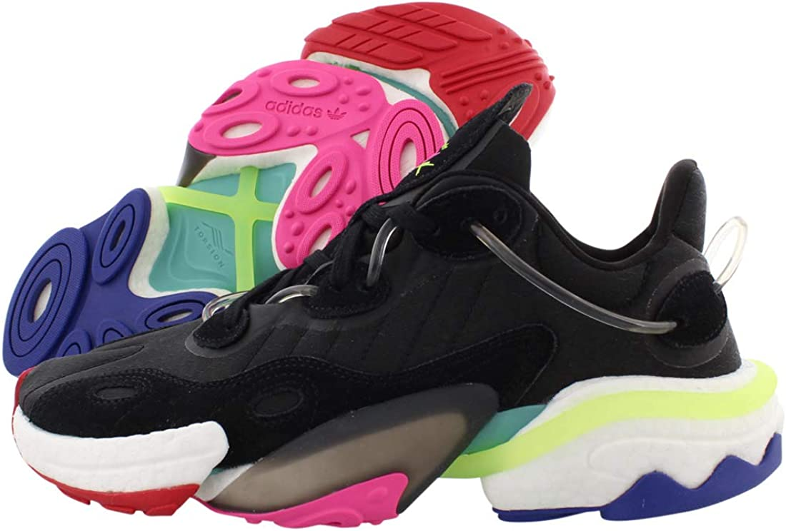 adidas Mens Torsion X Lace Up Sneakers