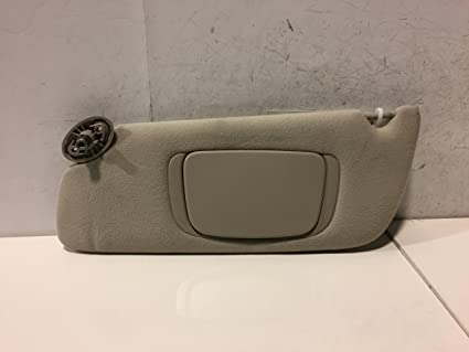 Image Unavailable. Image not available for. Color  1999-2004 Jeep Grand  Cherokee Driver Left Sun Visor ... 6c59cc4e445