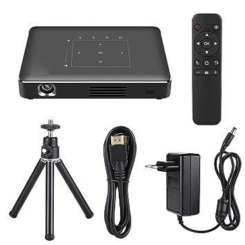 Rosvola Proyector 3D LED, P10-II Octa-Core 16G Ultra-HD 1080P ...