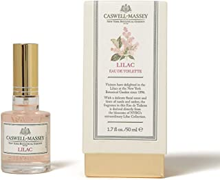 product image for Caswell-Massey New York Botanical Garden Lilac Eau De Toilette Perfume Spray – Floral Fragrance for Women, Made in USA – 1.7 Ounces