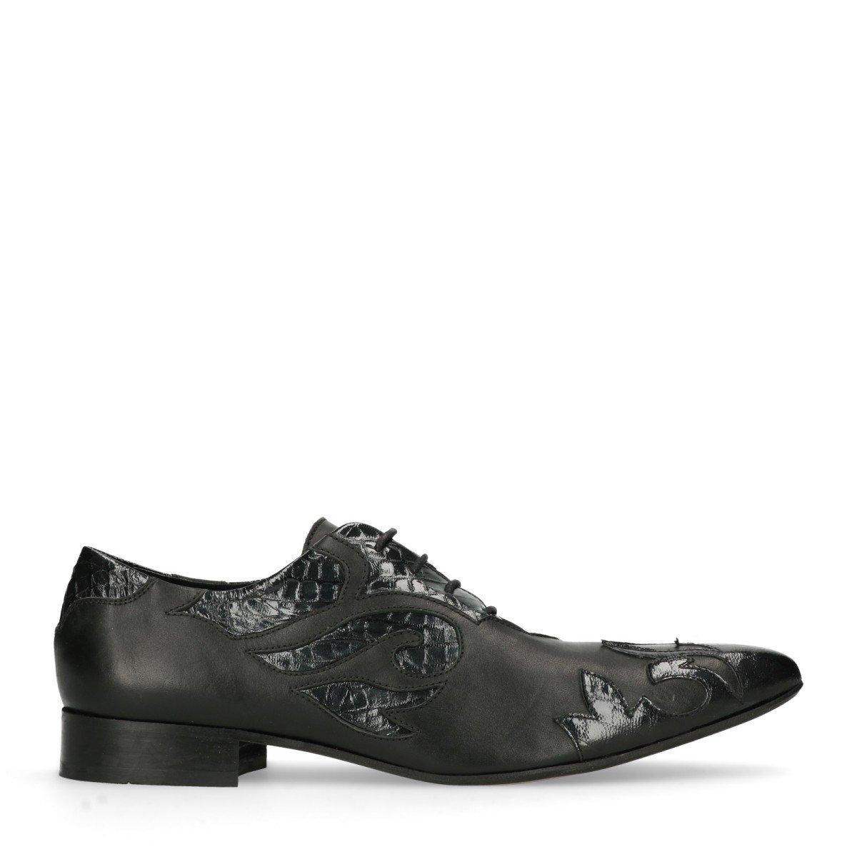 buy popular 81008 9a8a7 Schnürer Oxford Herren Schuhe Sacha Rot Farbe Leder ...