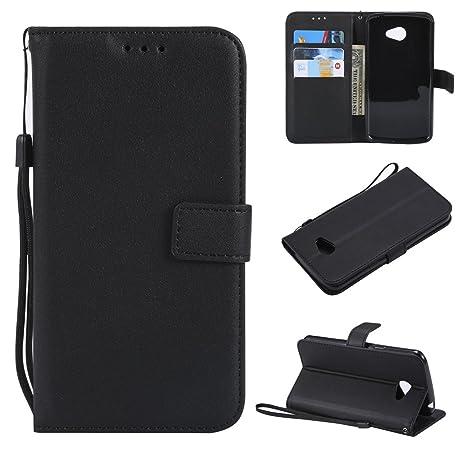 Amazon.com: iPromama - Funda para LG K5, color negro), BBM1 ...