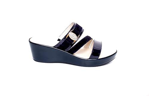 Susimoda - Pantofola Donna Vernice  Amazon.it  Scarpe e borse 471bdaa9296