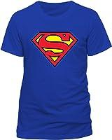 Collectors Mine Herren T-Shirt SUPERMAN-LOGO