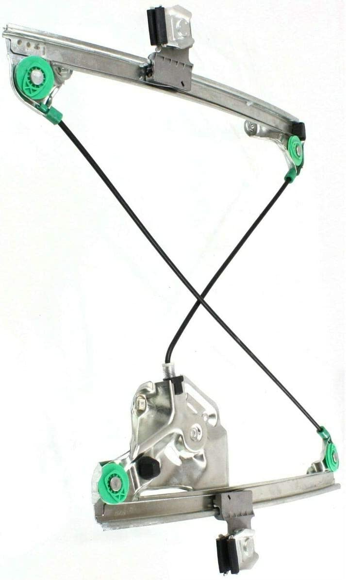 Front LH New Replacement for OE Power Window Regulator fits 2003-2007 Cadillac CTS