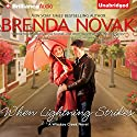 When Lightning Strikes: Whiskey Creek, Book 1 Hörbuch von Brenda Novak Gesprochen von: Amy Rubinate