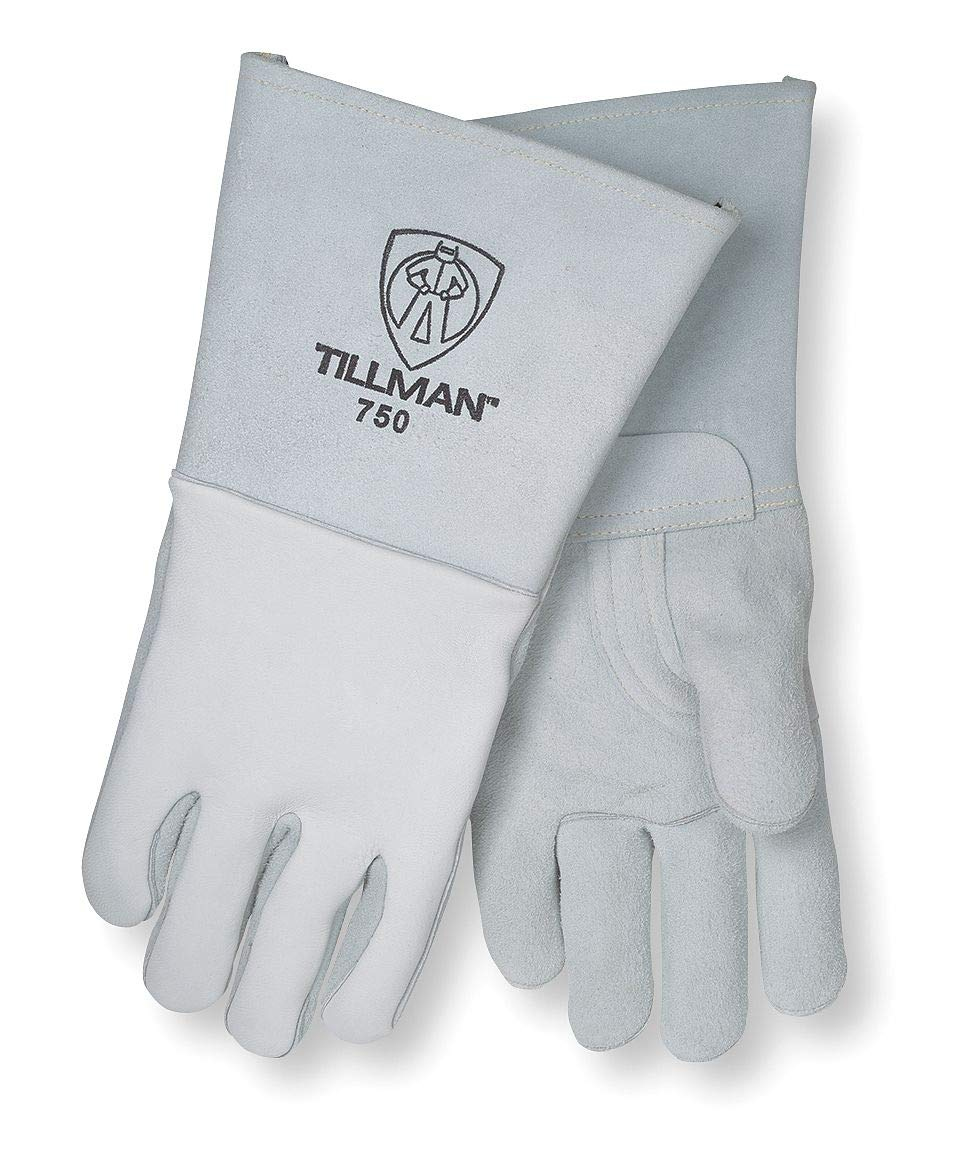 Tillman Welding Gloves, Stick, M, Reinforced, PR - 750M by Tillman