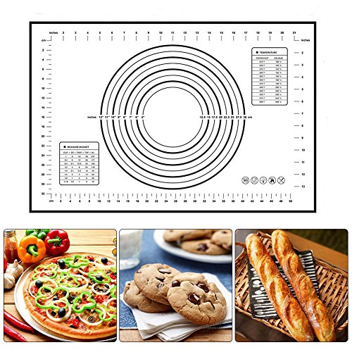 GORCHEN Rolling Cookies Bakeware Silicone product image