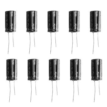 10pcs Electrolytic capacitor 35V 4700UF 18*30mm