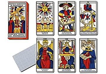 dal negro 42350 antiguo tarot de marsella: Amazon.es ...