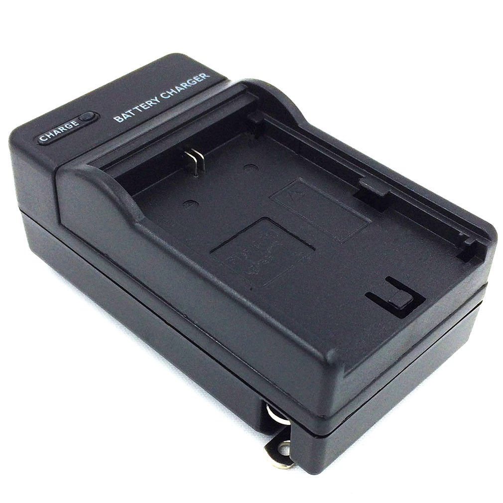 Yunchenghe NP-120 Camera Battery Charger for Fujifilm HDV-595 D9 D10 D80 / D-L17 / DB-43 FNP-60
