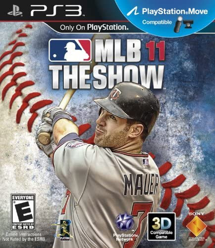 MLB 11 The Show (輸入版) - PS3