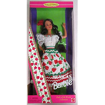 Mexican Barbie: Toys & Games