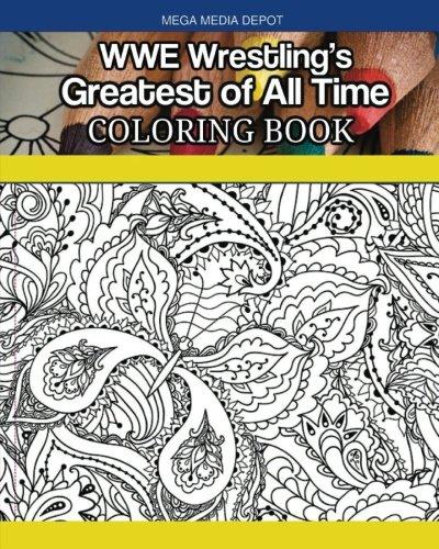wwe coloring - 9