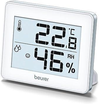 DIGITAL Thermo-hygromètre Température atmosphère ambiante humidité température interne