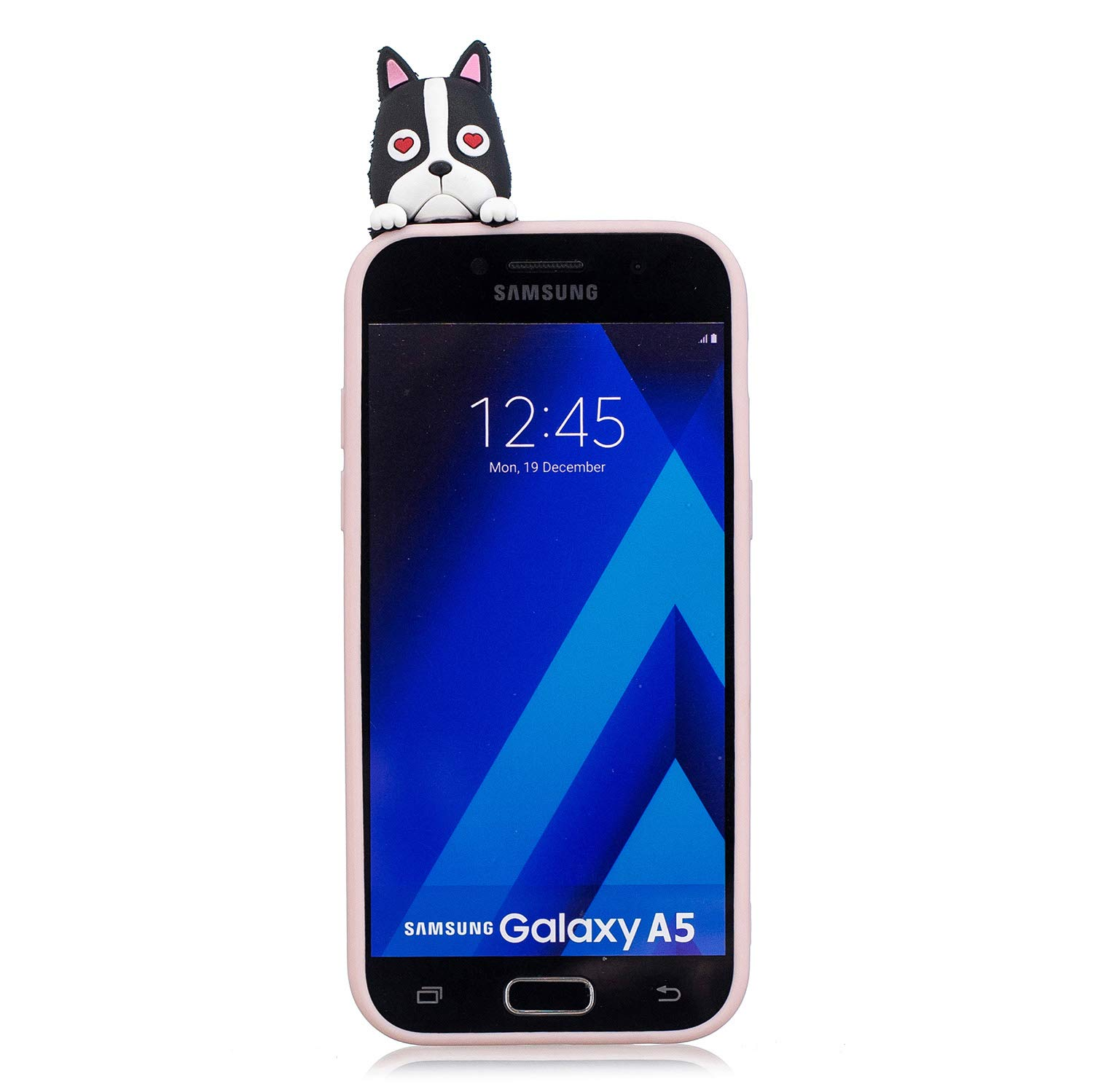 Amazon.com: IVY Galaxy A5 Case [3D Cartoon] Ultra Thin Soft ...