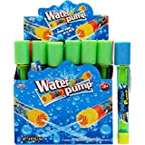 """24 Pc Party Pack Genuine Arcady 11"""" Hybrid Water Shooter Plus - Foam/Plastic Cannon Blaster Soaker Pump Gun Favors Pool Party"""
