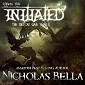 Initiated: The Demon Gate Series, Book 2 | Nicholas Bella