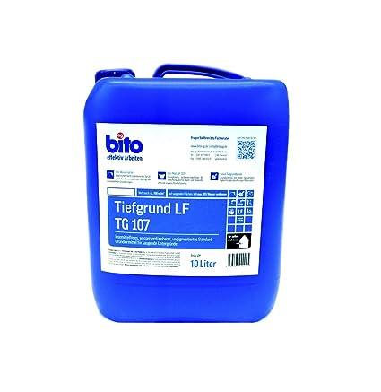 Profi Tiefgrund 10 Liter Gebrauchsfertig Universal Grundierung