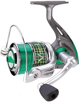 Lite fish - Carrete de Pesca Vision 5000, para Pesca de Spinning y ...