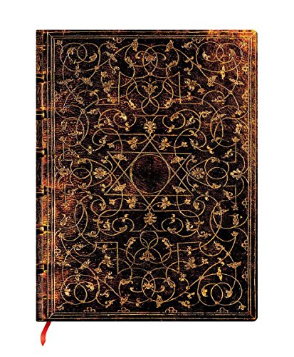 Paperblanks Grolier Ornamentali Grolier Midi Notebook with Lined Pages