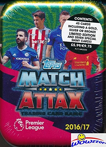 2016-2017-topps-match-attax-english-premier-league-soccer-factory-sealed-collectors-tin-with-45-card