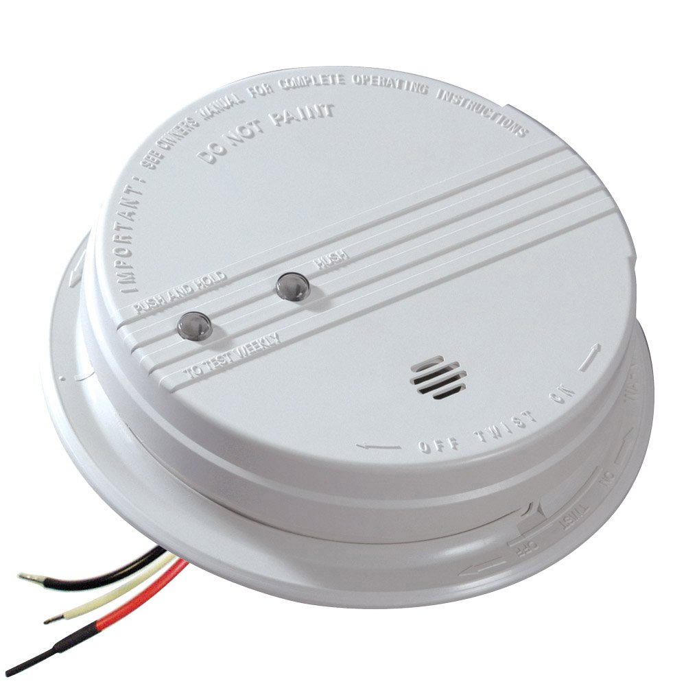 The Best Smoke Alarms Reviews Comparisons Of Top Rated House Wiring 61mdj26bedl Sl1000
