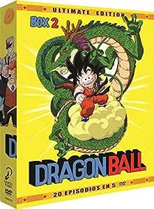Dragon Ball Box 2 (5) [DVD]: Amazon.es: Personajes Animados ...