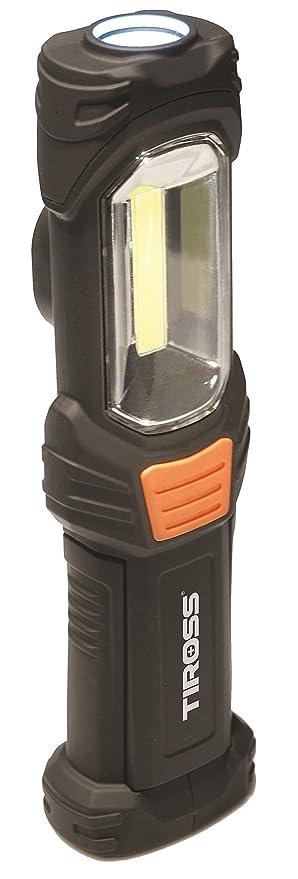 Tiross Lampe De Travail Led Multifonction Rechargeable Avec Pied