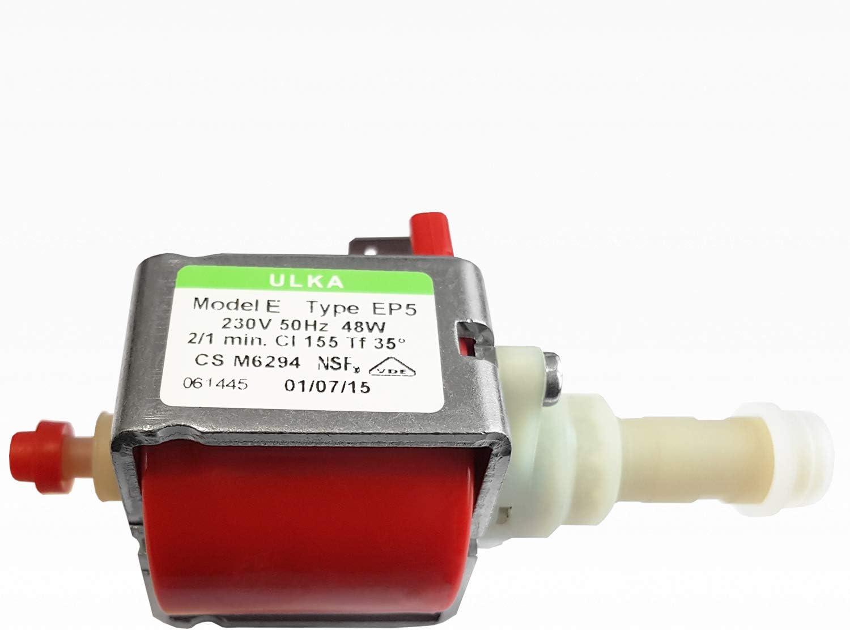Ulka Modello E Type EP5/48/Watt/ /Originale Pompa dell/'Acqua