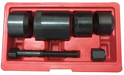 SUPERTOOLS BMW E52 E53 E60 E61 E64 E65 E66 E67 E70 Rear Axle Ball Joint  Bushing Removal Tool Kit TP1205