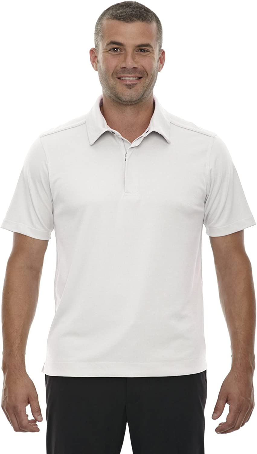 North End Evap Mens Quick Dry Performance Polo Shirt