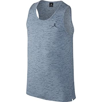 Nike Jordan All-Star Tank Camiseta, Hombre, Azul (lt Armory Blue Fox