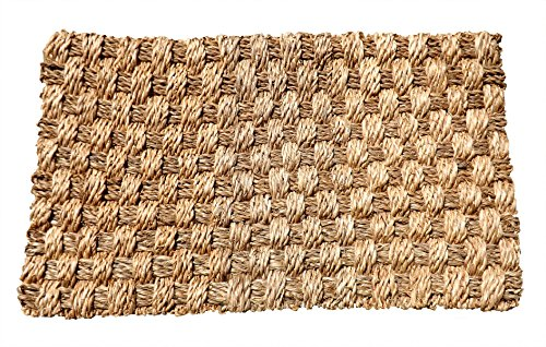 Green Breeze Imports Extra-Large Abaca Weave Doormat