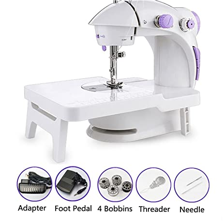 Amazon Sewing Machine With Extension Table Light Mini Best What Is The Best Thread For Sewing Machines
