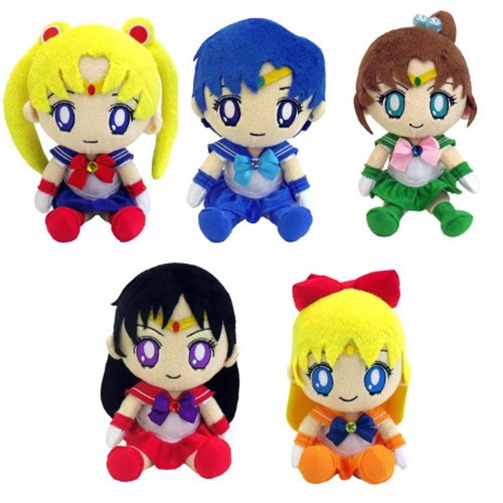 Sailor Moon - Soft Toy Cushion Gift Box