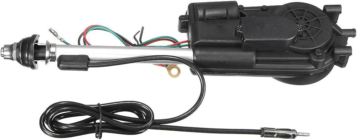 Pukido Auto Car Power Antena Eléctrica Antena Automática Mast ...