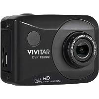 Câmera Filmadora de Ação, Vivitar, DVR786HD-PRE, Preta