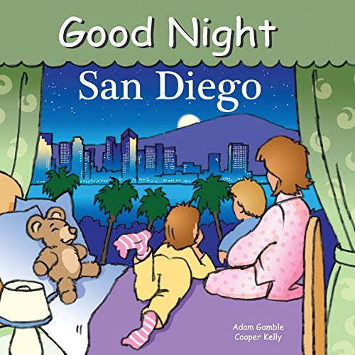 (Good Night San Diego (Good Night Our World))