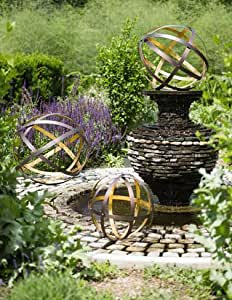 Garden Spheres, Set of 3