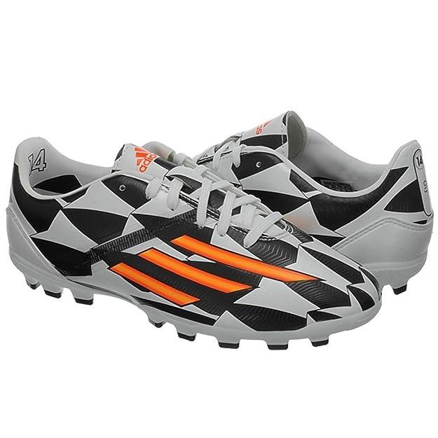 sports shoes 7b150 2bc48 adidas F10 AG J World Cup M20113 Boys FußballschuheKinderfußballschuhe  White 5.5 Amazon.co.uk Shoes  Bags