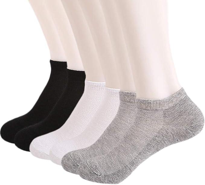 Scaldamuscoli alla caviglia per ragazze fluorescenti ideali per calzare le gambe vestibilit/à elasticizzata, blu elasticizzati