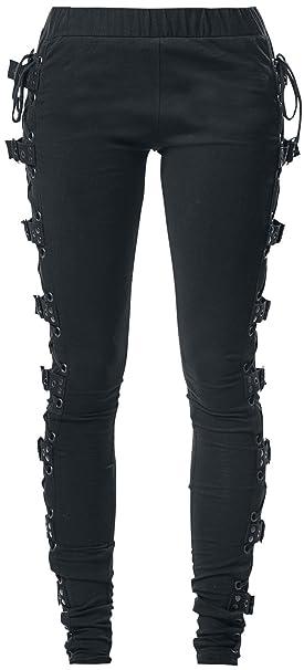 Gothicana by EMP Built For Comfort Leggings Negro u5DKcLhZ