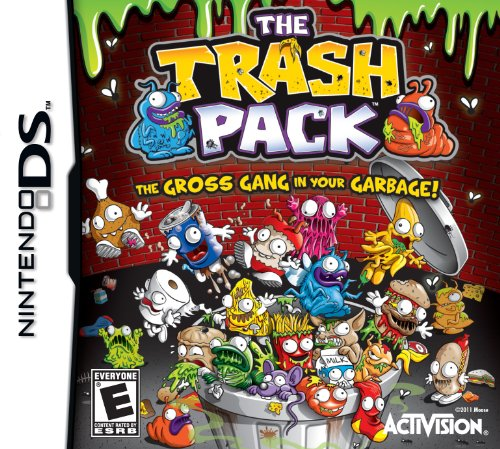 The Trash Pack - Nintendo DS -